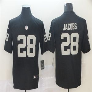 Men Oakland Raiders Josh Jacobs Jersey